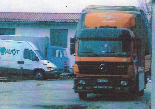 Kombi Trgodrvoplasta u krugu Drvoplast d.o.o. 2008 godine