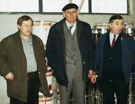 Vladimir Trušćek, Prka