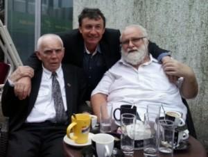 Dragan Hazler, Ante Baraba, Krešimir Galin