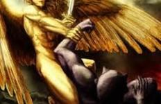 Sveti Mihael - borba protiv Sotone
