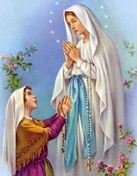 Blažena djevica Marija od Svete Krunice