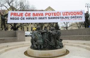 Titina izjava: - Prije će Sava poteći uzvodno od Beograda prema Zagrebu nego li će Hrvati imati svoju Državu!