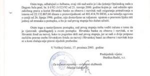 Rješenje Županijskog suda Gž-2737-02 kojima se ukida I-1-92 002 (2)