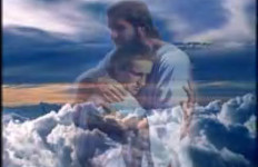 Isus - zagrljaj