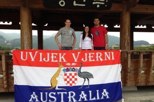 Hrvati iz Australije