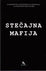 Darko Petričić - Stečajna mafija knjiga