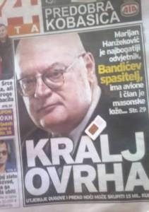 Hanžeković_kralj_ovrha