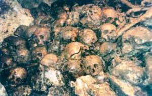 KOMUNISTIČKI ZLOČINI - Posmrtni ostaci žrtava komunizma
