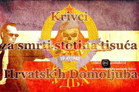 UDBA  - Krivci za smrt stotine tisuća hrvatskih domoljuba