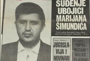 Udba-ga-ubila Marijan Šimundić
