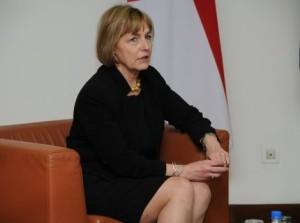 Vesna Pusić - foto klix.ba