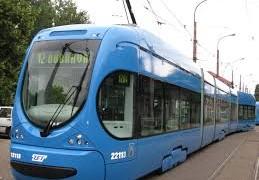 Grad Zagreb - tramvaj