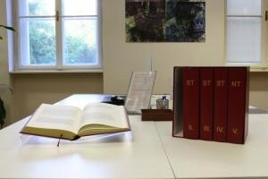 HAZU - PREDSTAVLJANJE BIBLIJE NA GRADIŠĆANSKOHRVATSKOM JEZIKU 3