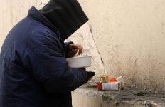 Beskućnici, siromaštvo