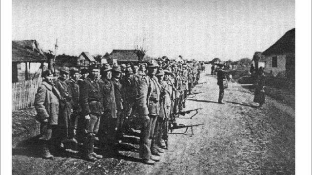 Branitelji Odžaka 1945