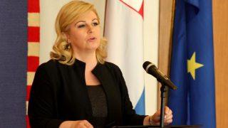 Kolinda Grabar Kitarović - o NDH