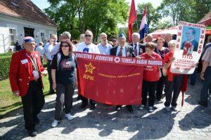 antifašisti - Titini štovatelji