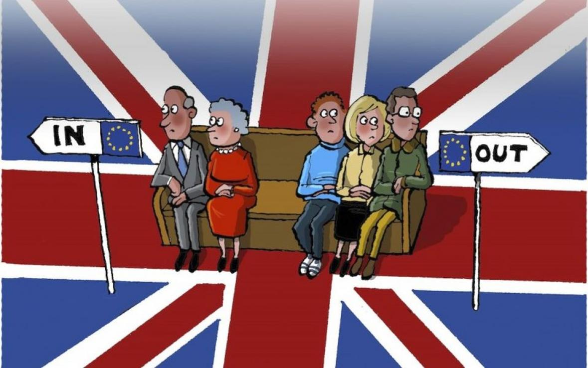 Brexit - in-out
