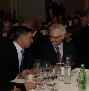 Pupovac, Josipović, Bandić - Srpsko privredno društvo 2014. (2)