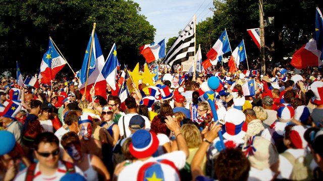 stanovništvo u Francuskoj - nacionalne manjine u Francuskoj