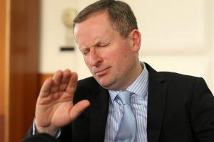 Ante Šprlje - ministar pravosuđa