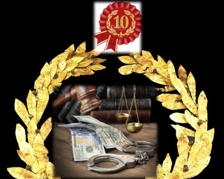 JUBILEJ KORUPCIJE U PRAVOSUĐU - 10 GODINA - LJUBICA KOENIG