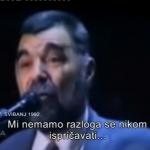 STIPE MESIĆ - 1992. GODINE O JASENOVCU