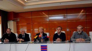 Zorica Gregurić - Priopćenje za medije - HAVC