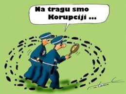 miro i korupcija - policija