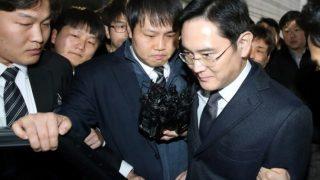Jay J. Lee, šef Samsung Grupe