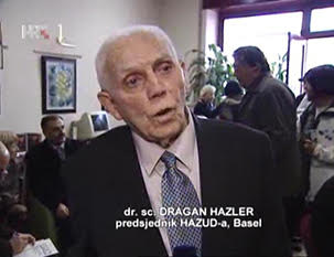 Dragan Hazler - predsjednik HAZUD-a Basel