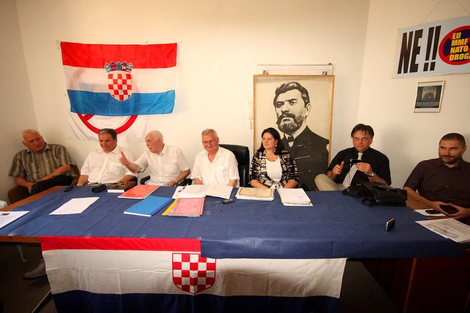 HAZUD SVEČANA SJEDNICA - nada landeka , starčević, petar vučić, čić, hazler