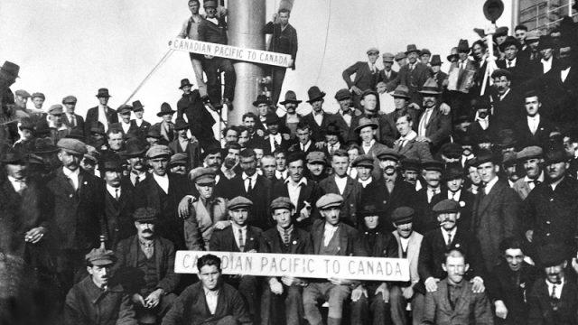 Hrvati emigracija