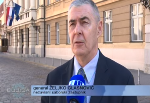 Željko Glasnović - nezavisni saborski zastupnik