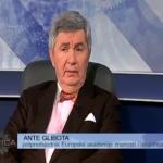 Ante Glibota - potpredsjednik Europske akademije znanosti i umjetnosti