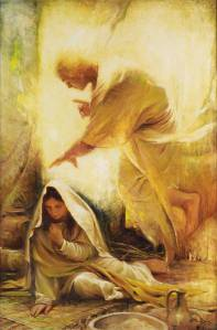 BLAGOVJEST - NAVJEŠTENJE ISUSOVO - lk-1-26-38-1