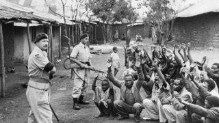 Britansko carstvo - povijesna istina - kenija-mau-mau-kolonizacija