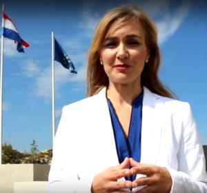 Bruna Esih  - kandidat za gradonačelnicu Grada Zagreba