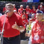 Riječki gradonačelnik Obersnel, i riječki antifašisti