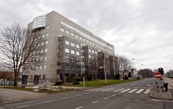 Ministarstvo pravosuđa - prosvjed 05.04.2017