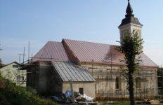 Župna crkva Kompolje - don Anđelko Kaćunko