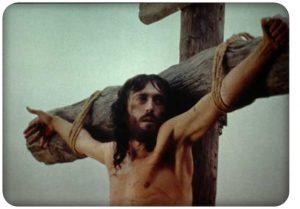 Isus Krist na križu