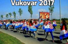 MARIJA DUBRAVAC - VUKOVAR 2017.