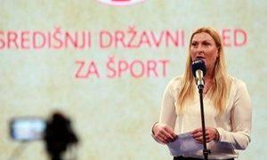 Janica Kostelić, Središnji državni ured za šport