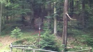 Spomen obilježje u Maceljskoj šumi