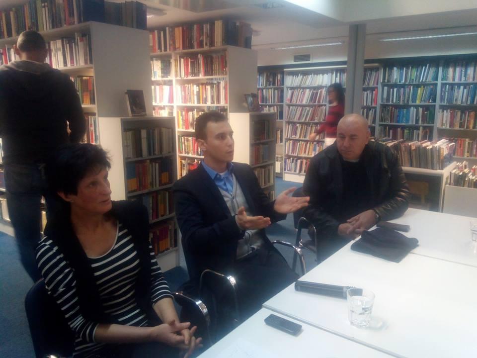 Saborski zastupnik Marin Škibola na Tribini održanoj u organizaciji Udruge Veronika Vere, o RBA zadrugama i nelegalnim kreditima