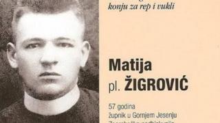 Svećenik Matija Žigrović - ubojstvo (2)