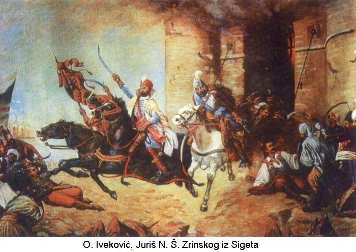ZA DOM - Nikola-Subic-Zrinjski -  bitka-kod-sigeta-1566