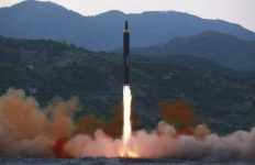Sjeverna Koreja ispalila tri projektila