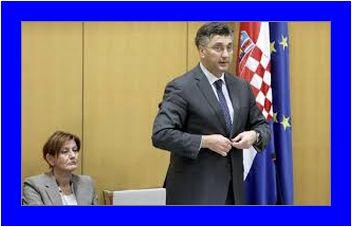 Andrej Plenković, SAbor -1